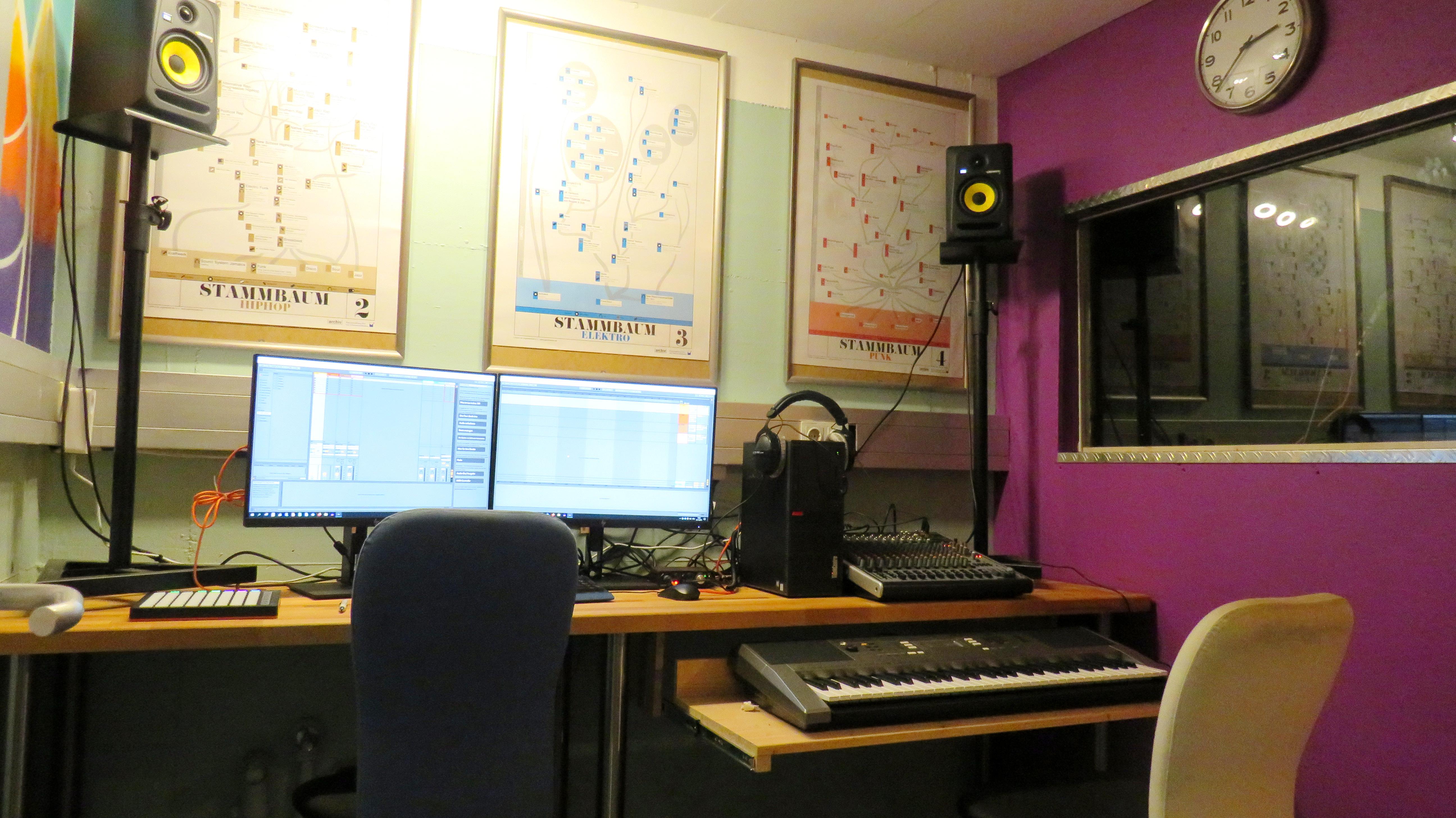 Parkin Tonstudio