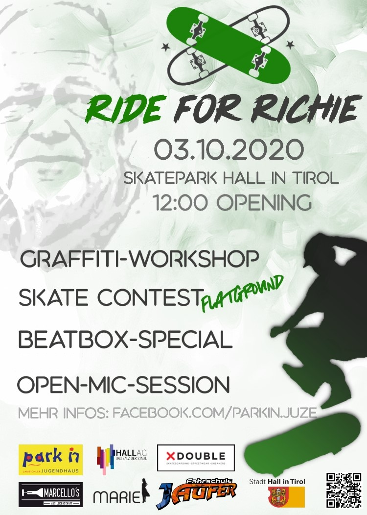 Ride for Richie – Skateparkfest